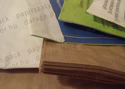 papírzacskó emblémázás, emblémázott papírzacskó, papírzacskó feliratozás, papírzacskó logózás